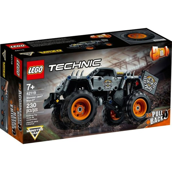 LEGO 42119 - Monster Jam Max-D