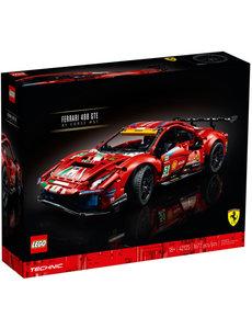 LEGO 42125 - Ferrari 488 GTE