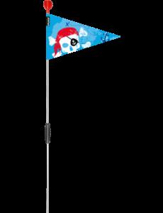 Puky Veiligheidsvlag - SW3 - blauw