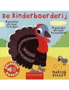 De kinderboerderij - geluidenboekje
