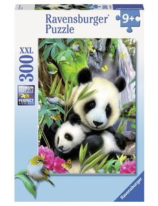 Ravensburger Lieve panda - XXL 300 stukjes