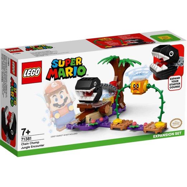 LEGO 71381 - Chain Chomp junglegevecht