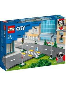 LEGO 60304 - Wegplaten