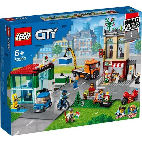 LEGO 60292 - Stadscentrum