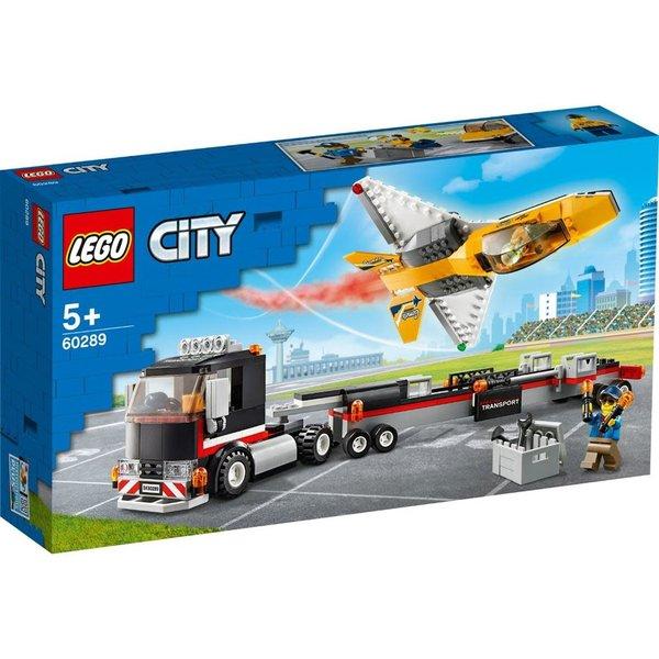 LEGO 60289 - Vliegshow jet transport