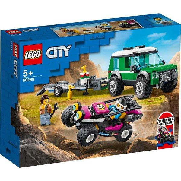 LEGO 60288 - Racebuggytransport