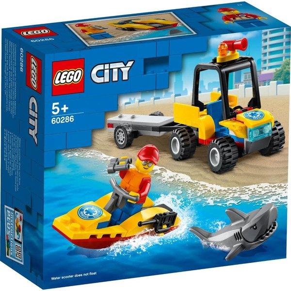 LEGO 60286 - ATV Strandredding