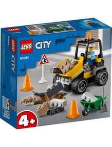 LEGO 60284 - Wegenbouwtruck