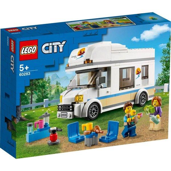 LEGO 60283 - Vakantiecamper