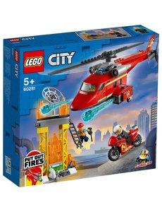 LEGO 60281 - Reddingshelikopter
