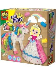 SES Funmais prinses en unicorn