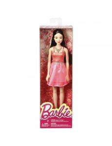 Barbie Barbie met roze jurk