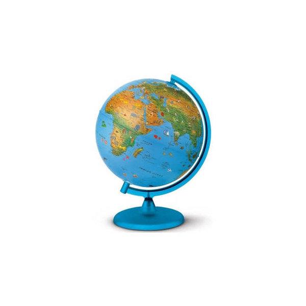 Globe Arca: 25 cm met LED verlichting