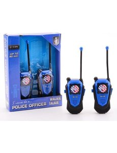 JohnToy Walkie Talkie   politie