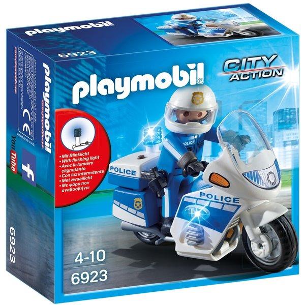 Playmobil 6923 - Motorpolitie