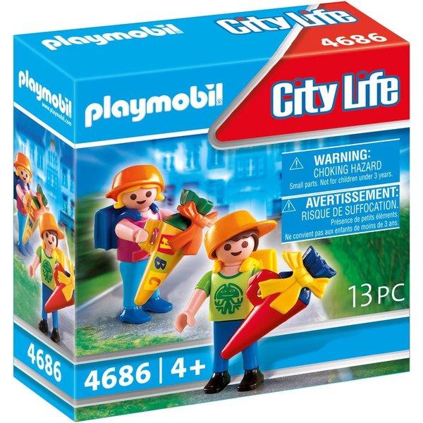 Playmobil 4686 - Eerste schooldag
