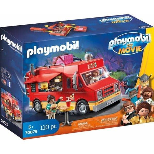 Playmobil 70075 - Del's food truck