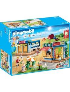 Playmobil 70087 - Grote camping