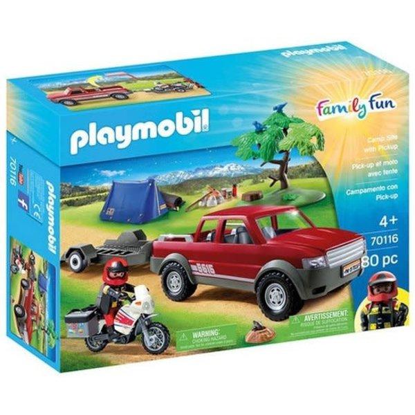 Playmobil 70116 - Pick-up truck