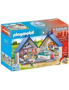 Playmobil 70111 - Meeneemset diner
