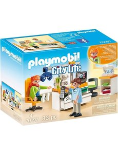 Playmobil 70197 - Oogarts