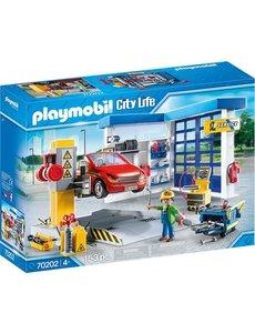 Playmobil 70202 - Autogarage