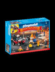 Playmobil 9486 - Interventie op de bouwwerf
