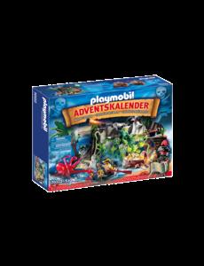 Playmobil 70322 - Schattenjacht in de piraten inham