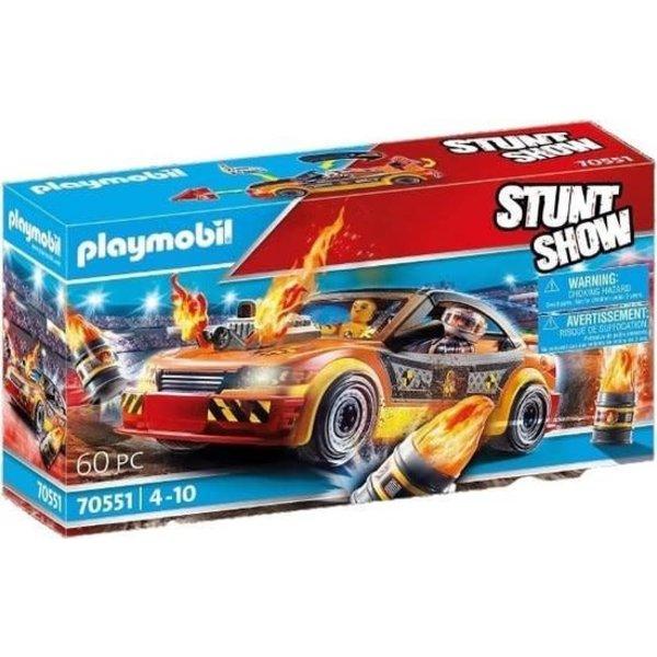 Playmobil 70551 - Crash car