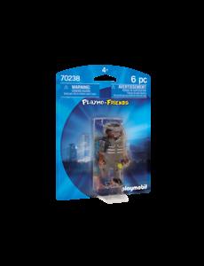 Playmobil 70238 - SIE-agent