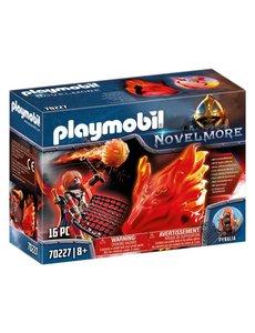 Playmobil 70227 - Vuurbewaker met vuurgeest