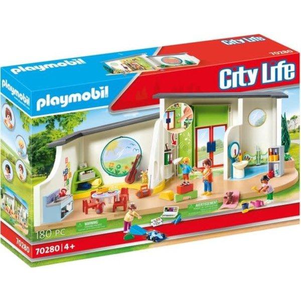 Playmobil 70280 - Kinderdagverblijf de Regenboog