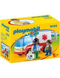 9122 - Ziekenwagen