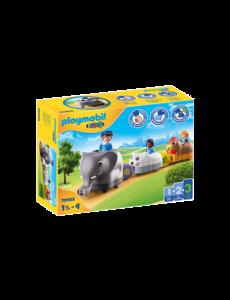 Playmobil 70405 - Dierentrein