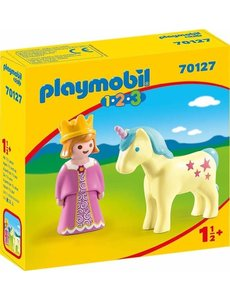Playmobil 70127 - Prinses met eenhoorn