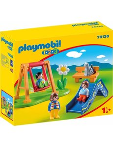 Playmobil 70130 - Speeltuintje