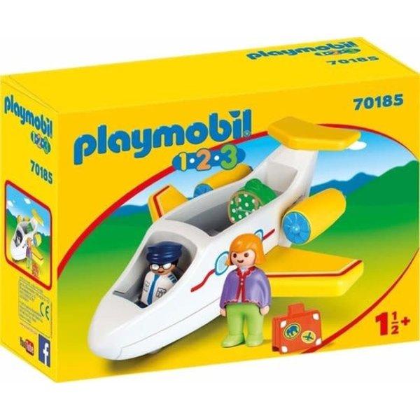 Playmobil 70185 - Vliegtuig