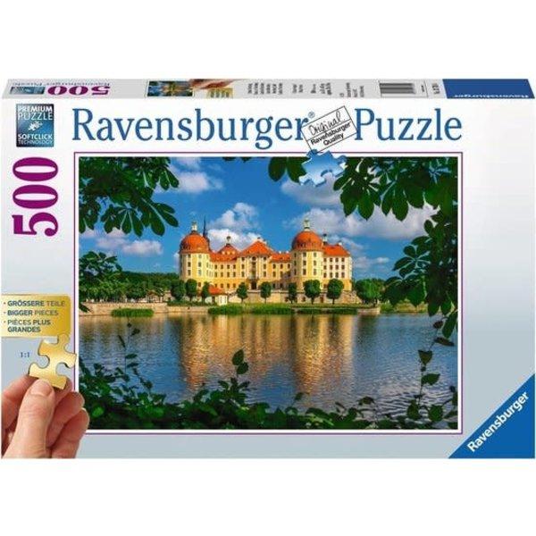 Ravensburger Kasteel Moritzburg 500 stukjes xxl