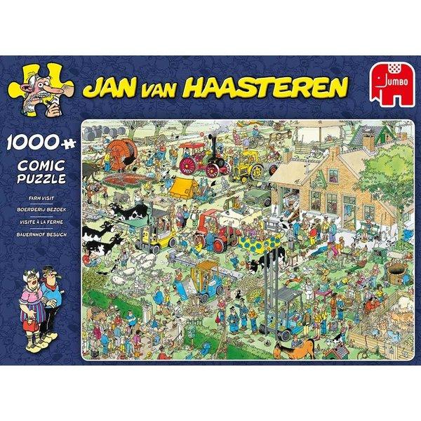 Jumbo Boerderijbezoek, 1000 stukjes