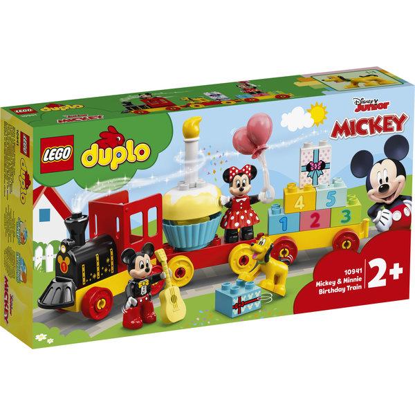 LEGO 10941 - Verjaardagstrein Mickey & Minnie