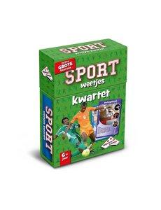 Identity Games Weetjes kwartet - sport