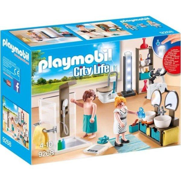 Playmobil 9268 - Badkamer met douche
