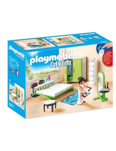 Playmobil 9271 - Slaapkamer met make-up tafel