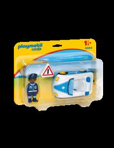 Playmobil 9384 - Politiewagen