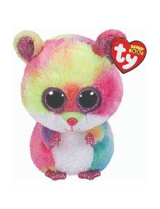 Ty Fashion Ty Beanie Boos - Rodney Hamster - 15 cm
