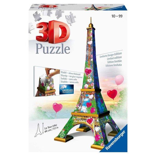 Ravensburger 3D Eiffeltoren - Love edition