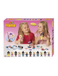 Hama Strijkkralen Gift box - Verkleden