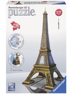 Ravensburger Eiffeltoren 3D - 216 st.