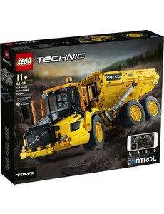 LEGO 42114 - Volvo 6x6 truck met kieptrailer