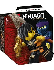 LEGO 71733 - Epische Strijd Set: Cole tegen Spookstrijder